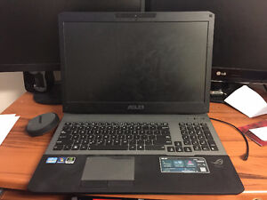 Asus G75VW For Sale