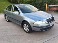 **DON'T MISS OUT+SKODA OCTAVIA AMBIENTE TDI 1.9 DIESEL 5DR HATCHBACK (2005 YEAR)**
