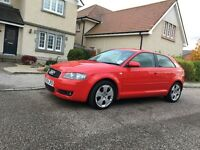 2004 Audi A3 TFSI...Full service...only 2owners...Only 65K miles... 1yearMOT