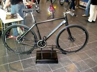 Cannondale bad boy with a 3-speed hub