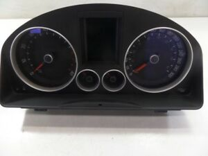 VW Rabbit GTI Jetta Euro KPH 67K KMS Instrument Cluster Speedo M