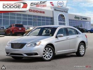 2012 Chrysler 200 Touring  HEATED SEATS | REMOTE START