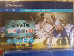 "Westinghouse 60"" SMART HDTV"