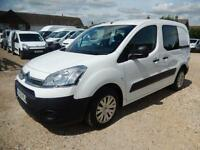 2014 63 CITROEN BERLINGO 1.6 625 ENTERPRISE L1 HDI ONLY 5612 MILES DIESEL