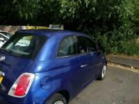2009 Fiat 500 1.4 Lounge 3dr [Start Stop] HATCHBACK Petrol Manual