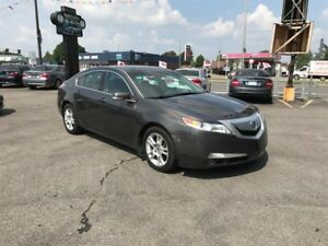 Acura TL CUIR-TOIT-JAMAIS ACCIDENTER-PADDLE SHIFT 2010