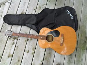 Renaissance Acoustic Guitar