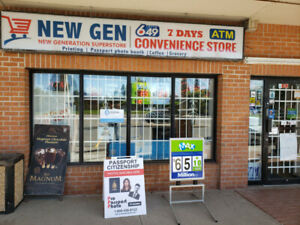 CONVENIENCE STORE FOR SALE in MARKHAM ($35,000)