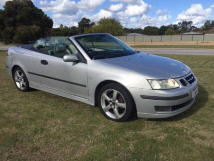 2005 Saab 9-3 Vector TURBO Convertible Cannington Canning Area Preview