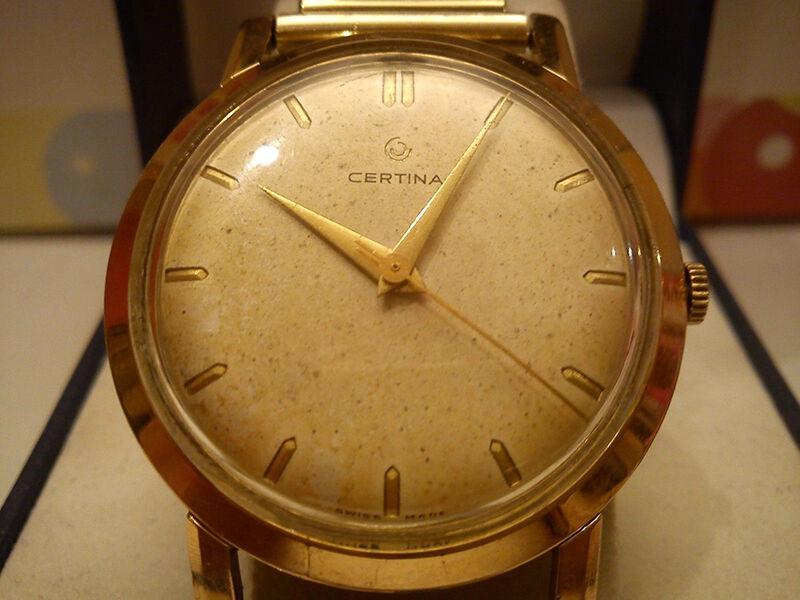 Wie hoch ist die Gangreserve bei einer mechanischen Uhr von Certina?