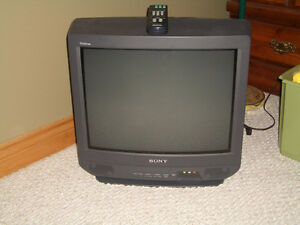 TWO   TV's and REMOTES FOR SALE