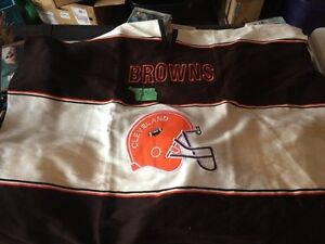 Cleveland Browns poncho