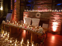 EVENTS DECORATION FROM 2$ / PERSON
