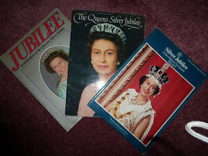Celebrating the Queen's Silver Jubilee - 1977 - various