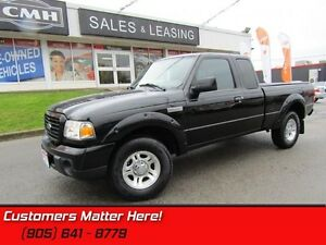 2008 Ford Ranger   ALLOYS! BEDLINER! SOFT TONNEAU!