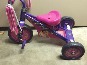 Dora Trike & Helmet