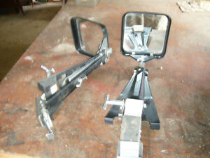 towing  mirrors - complete with instructions