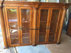 Armoire/dining cabinet/hutch