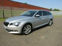 SKODA SUPERB SE L EXECUTIVE TDI, 2019, 19 REG, 82,120 MILES, FSH, UK DELIVERY