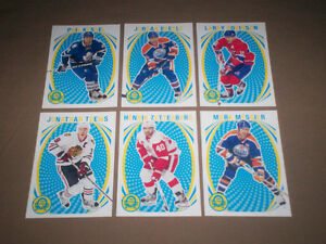 2013-14 O-PEE-CHEE OPC 240 CARD RETRO LOT WITH TARASENKO ROOKIE