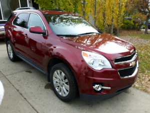 Chevrolet Equinox V6 with 41,000 km