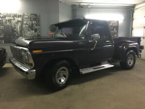Ford F100 1978 Step Side