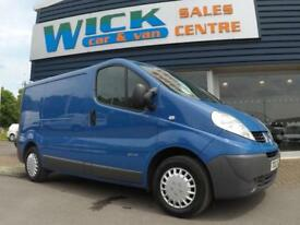 2012 Renault TRAFIC SL29 DCI SWB VAN *F/S/H* Manual Medium Van