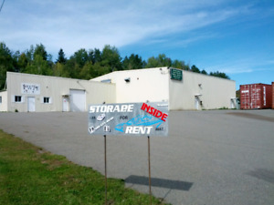 Storage Business for FREE - Steel building with income guaranty