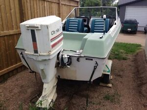 Boat for trade! Strathcona County Edmonton Area image 3