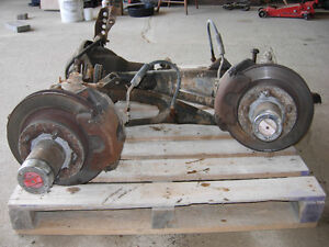 Dana 44 Twin Traction Beam front differential complete