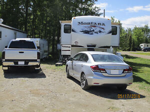 Year round RV lots for rent in Edson, AB - Alpine Realty 3%