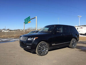 2015 Land Rover Range Rover SVAutobiography with 7 year warranty