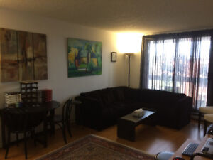 Apartment (3 ½) for rent (available as of end of October)