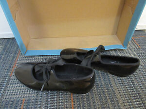 Used tap shoes