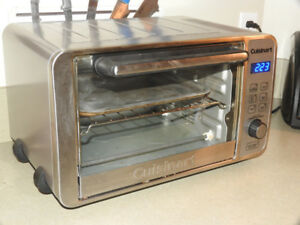 Cuisinart Stainless Steel Toaster Oven - $50.00 o.b.o.