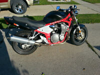 Priced to sell during the off season 2000 Suzuki Bandit