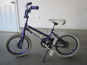"""Girl's bike with 15"""" tires"""