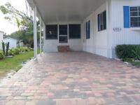 A louer maison mobile en Floride
