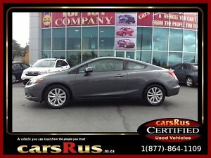 2012 Honda Civic EX Was $11,995 plus Tax Now $11,995 Tax In!