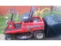 Spares or Repair - Lawnflite Ride On Mower