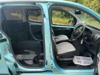 2017 Fiat Qubo 1.3 Lounge 5dr AUTOMATIC 2 SEATS PLUS WHEELCHAIR PASSENGER Wheelc