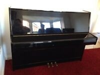 Black Gloss modern piano
