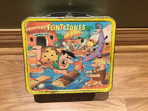 Antique lunchbox