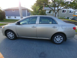 Toyota Corolla 2010 Exceptional Condition