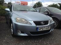 Lexus IS 220d 2.2TD, 3 MONTH FREE WARRANTY