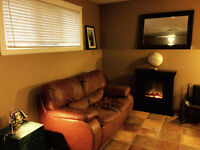 1 bedroom fully furnished 5 min Mall/College