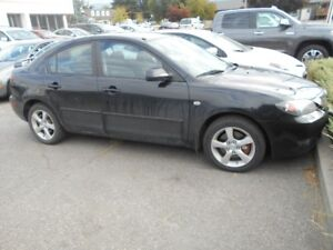 2006 Mazda 3 5 Speed Great Condition In & Out  Winter Tiers