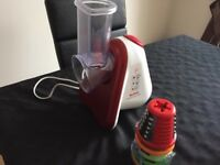 Tefal Grater and Chopper