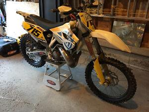 Husqvarna TC 250 Motocross bike