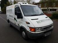 Iveco Daily L Class 2.8TD 29L11 9.0. REFRIGERATED. IDEAL FOR EXPORT? CLEAN VAN.